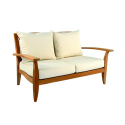 Ipanema Settee | Garden sofas | Kingsley Bate