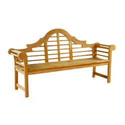 Lutyens Bench | Panche da giardino | Kingsley Bate