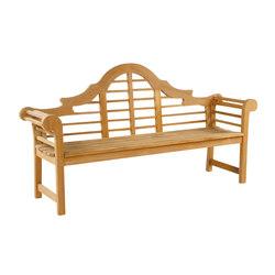 Lutyens Bench | Gartenbänke | Kingsley Bate