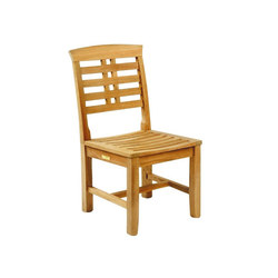 Mandalay Dining Side Chair | Garden chairs | Kingsley Bate