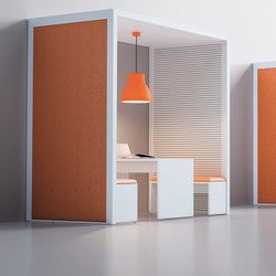 Acoustic Room | Box de bureau | Fantoni