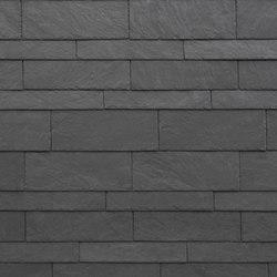 CUPACLAD® 101 Random | Fassadenkonstruktionen | Cupa Pizarras