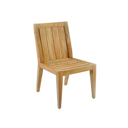 Mendocino Dining Side Chair | Garden chairs | Kingsley Bate
