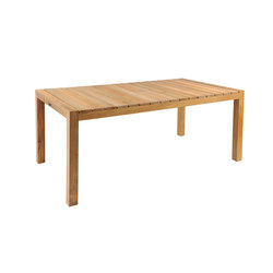 Mendocino Rectangular Dining Table | Dining tables | Kingsley Bate