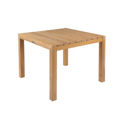 Mendocino Square Dining Table | Mesas comedor | Kingsley Bate