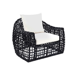 Miami Lounge Chair | Garden armchairs | Kingsley Bate