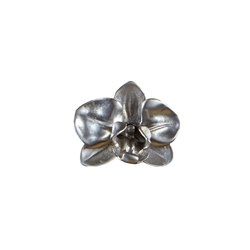 Plant - Orchid Knob Cabinet Pull | Knobs | Martin Pierce Furnishings