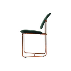 Safari S02 Chair | Sillas | Ghyczy