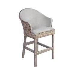 Milano Bar Chair | Garten-Barhocker | Kingsley Bate