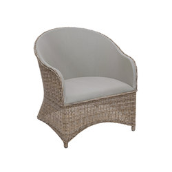 Milano Club Chair | Garden chairs | Kingsley Bate