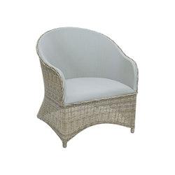 Milano Club Chair | Garden chairs | Kingsley Bate