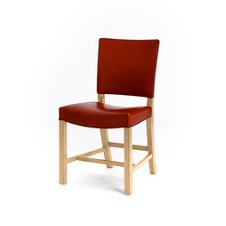 The Red Chair | Oak 39490 | Visitors chairs / Side chairs | Carl Hansen & Søn
