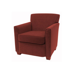 Lounge Chair | Poltrone | BK Barrit