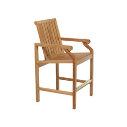 Nantucket Bar Chair | Garten-Barhocker | Kingsley Bate