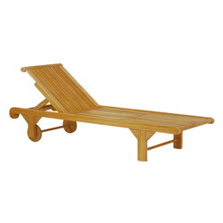 Nantucket Chaise | Sun loungers | Kingsley Bate