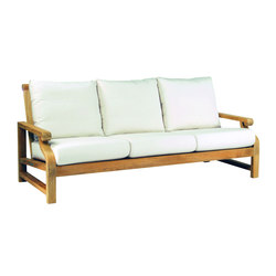 Nantucket Deep Seating Sofa | Gartensofas | Kingsley Bate