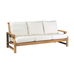 Nantucket Deep Seating Sofa | Sofás de jardín | Kingsley Bate