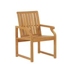 Nantucket Dining Chair | Garden chairs | Kingsley Bate