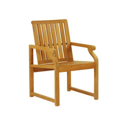 Nantucket Dining Chair | Sièges de jardin | Kingsley Bate