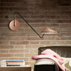 Nón Lá A/04 | Wall lights | BOVER