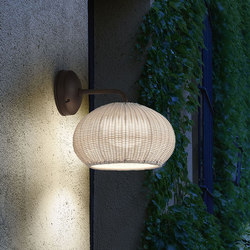 Garota A/01 Outdoor | Outdoor wall lights | BOVER