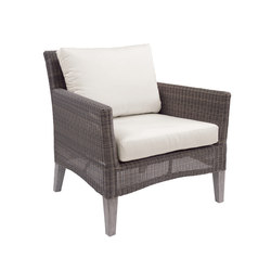 Paris Lounge Chair | Gartensessel | Kingsley Bate