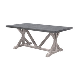 Provence Rectangular Dining Table | Mesas comedor | Kingsley Bate