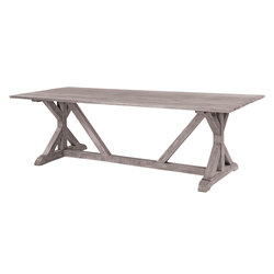 Provence Rectangular Dining Table | Garten-Esstische | Kingsley Bate