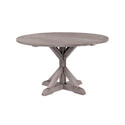 Provence Round Dining Table | Tables à manger de jardin | Kingsley Bate