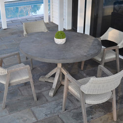 Provence Round Dining Table | Tables de repas | Kingsley Bate