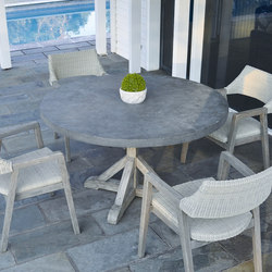 Provence Round Dining Table | Dining tables | Kingsley Bate