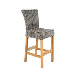Sag Harbor Bar Chair   Tabourets de bar de jardin   Kingsley Bate