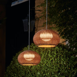Garota S/01 Outdoor | Outdoor pendant lights | BOVER