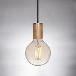 Oak Knuckle Pendant | General lighting | Tala