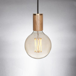 Oak Knuckle Pendant | General lighting | Tala