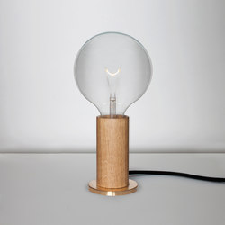 Oak Touchlamp | Iluminación general | Tala