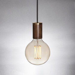 Walnut Knuckle Pendant | General lighting | Tala