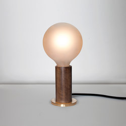 Walnut Touchlamp | General lighting | Tala