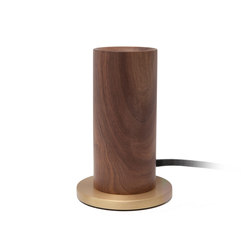 Walnut Touchlamp | Table lights | Tala