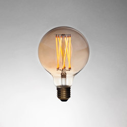 Elva 6 Watt | LED lampes incandescence | Tala