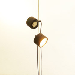 120S Duo Floor lamp | Iluminación general | Ayal Rosin
