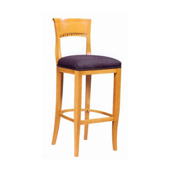 Wood Dining Chair/ Bar Stool | Sgabelli bar | BK Barrit