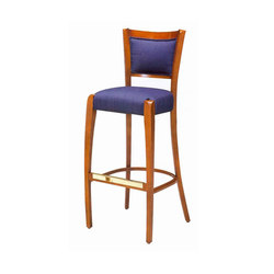 Wood Dining Chair/ Bar Stool | Sgabelli bancone | BK Barrit