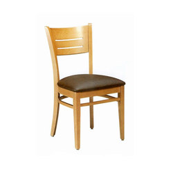 Wood Dining Chair | Chaises de restaurant | BK Barrit