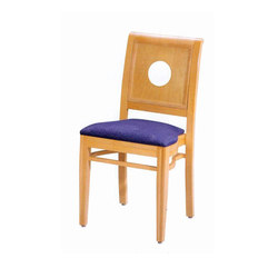 Wood Dining Chair | Restaurantstühle | BK Barrit