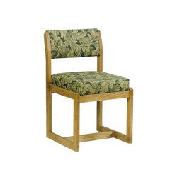 Wood Dining Chair | Sillas para restaurantes | BK Barrit