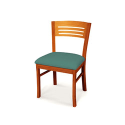 Wood Dining Chair | Sedie | BK Barrit