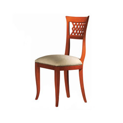 Wood Dining Chair | Sillas | BK Barrit