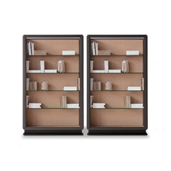 4216/16 bookcase | Library shelving | Tecni Nova