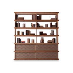 4217/16 bookcase | Library shelving | Tecni Nova